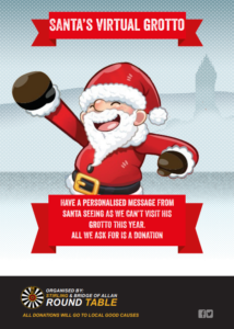 Virtual Santa Grotto Video Messages